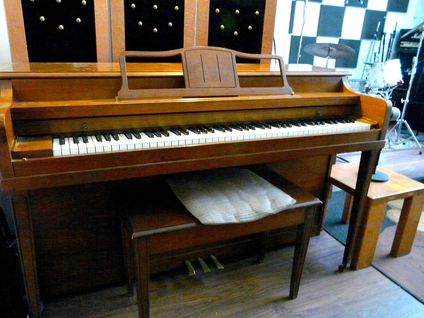 Harrington Piano